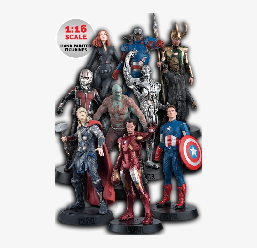 An Amazing Collection - Marvel: Movie Figure Collection #1 Iron Man, transparent png #1679211