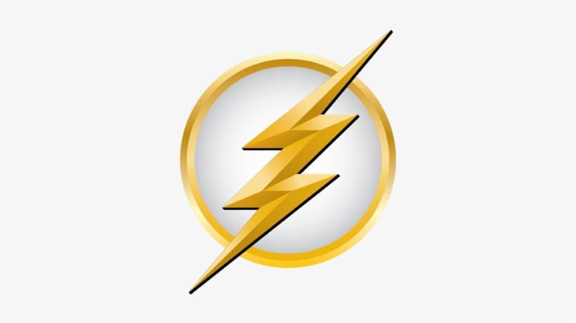 The Flash New Logo Men's Ringer T-shirt - Men's Fila Logo T-shirt, transparent png #1679895