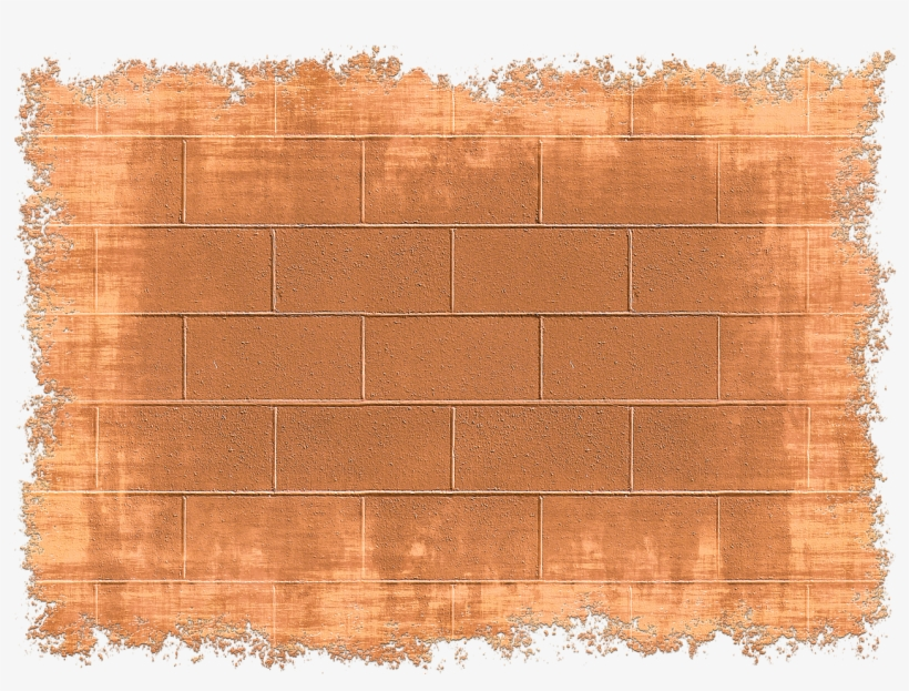 Wall Bricks Bricked - Brick, transparent png #1680391
