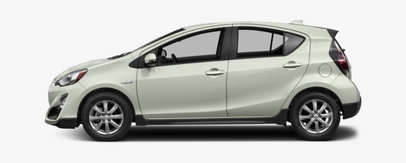 Two 2018 Toyota Prius C Hatchback Two - 2017 Toyota Prius One, transparent png #1680863