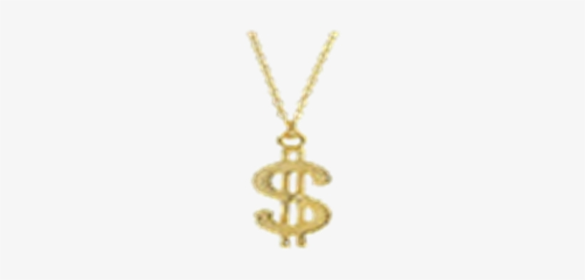 Dollar Chain - Dollar T Shirts Roblox, transparent png #1680890