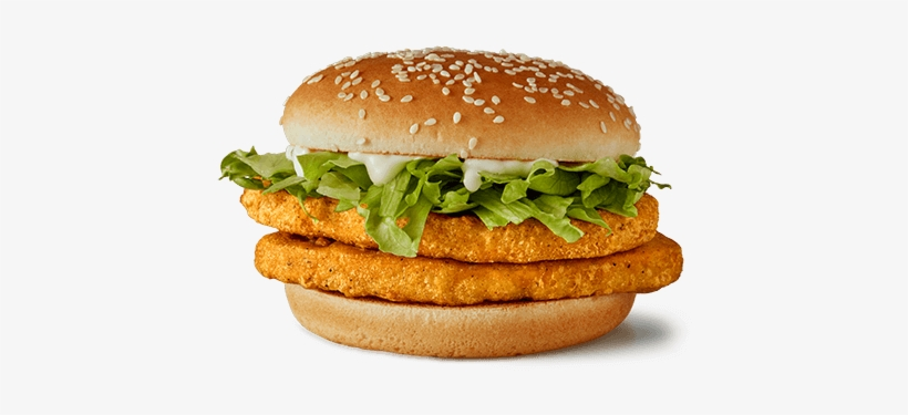 Burger King Chicken Sandwich Png, transparent png #1682981