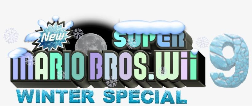 New Super Mario Bros Wii 9 Winter Special, transparent png #1684720