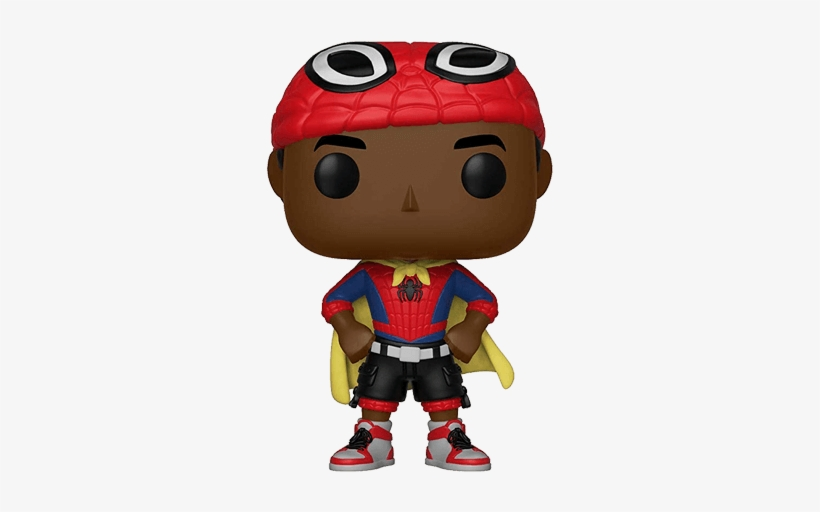 Miles Morales - Spider-man: Into The Spider-verse, transparent png #1685458