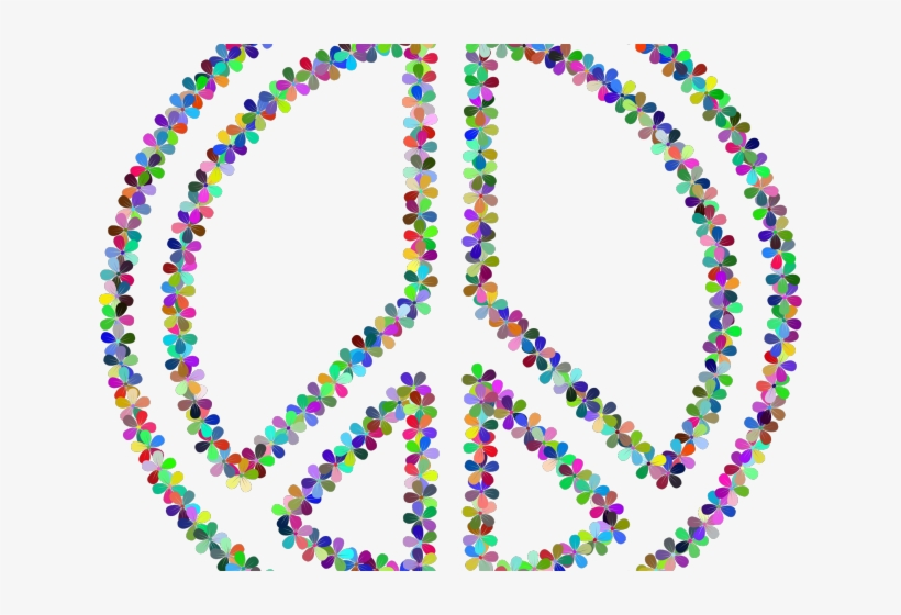 Peace Sign Coloring Pages Ideas - Whitesbelfast | 560x820