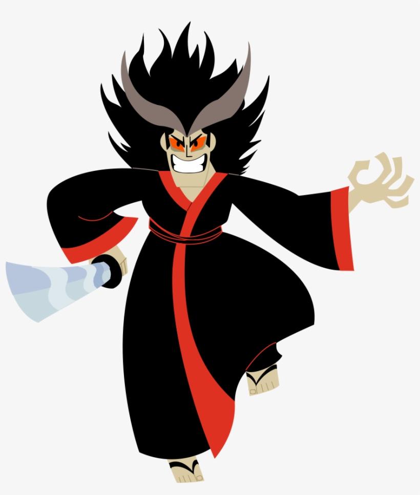 Mad Jack - Mad Jack Samurai Jack Demongo, transparent png #1687959