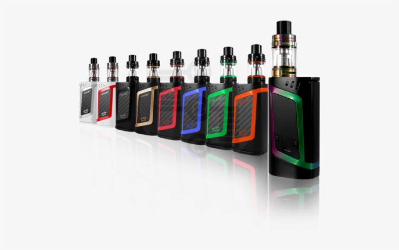 Smok Alien Kit - Electronic Cigarette - Free Transparent PNG