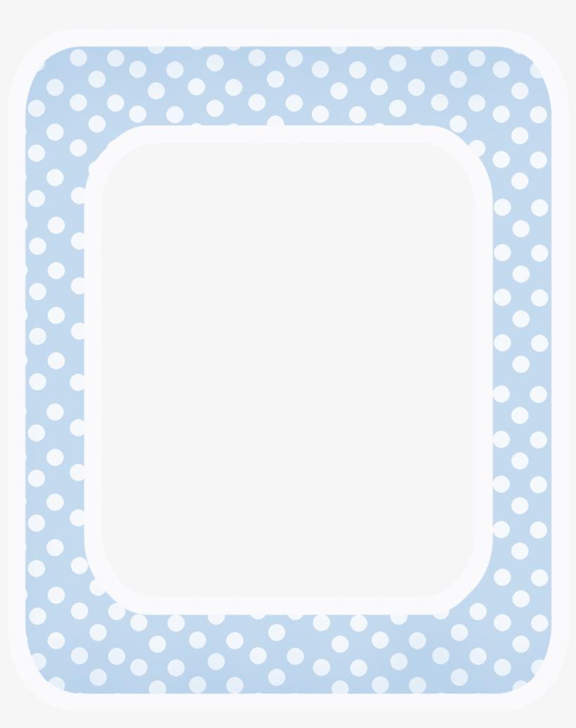 Light Blue Frame Png 1 Image Baby Borders Design
