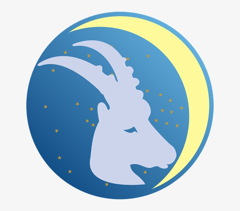 Zodiac - Capricorn - Zodiac Sign For January 3, transparent png #1690369