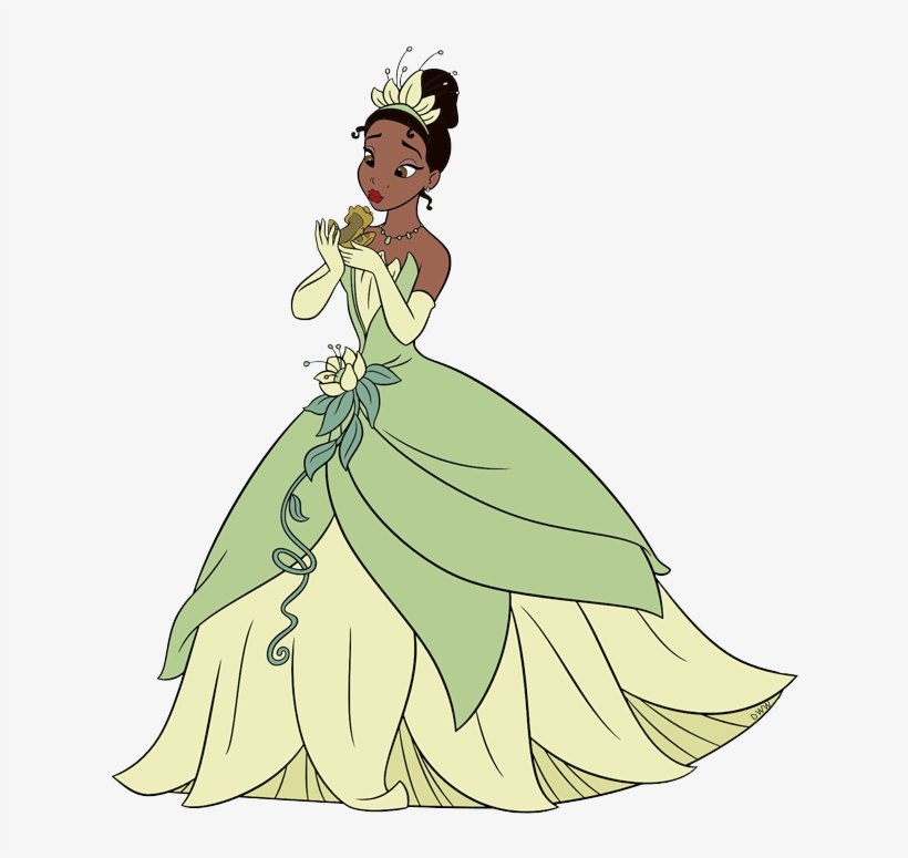Tiana Graphics Illustrations Free Disney Princess Tiana Png