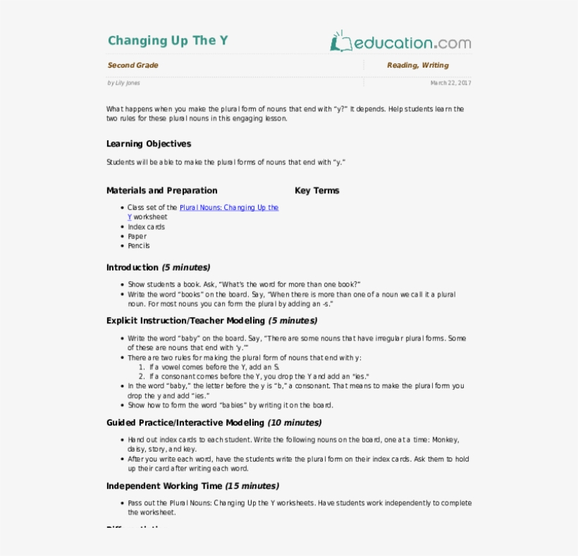 Related Learning Resources - Lesson Plan For Living And Non Living Things, transparent png #1694687