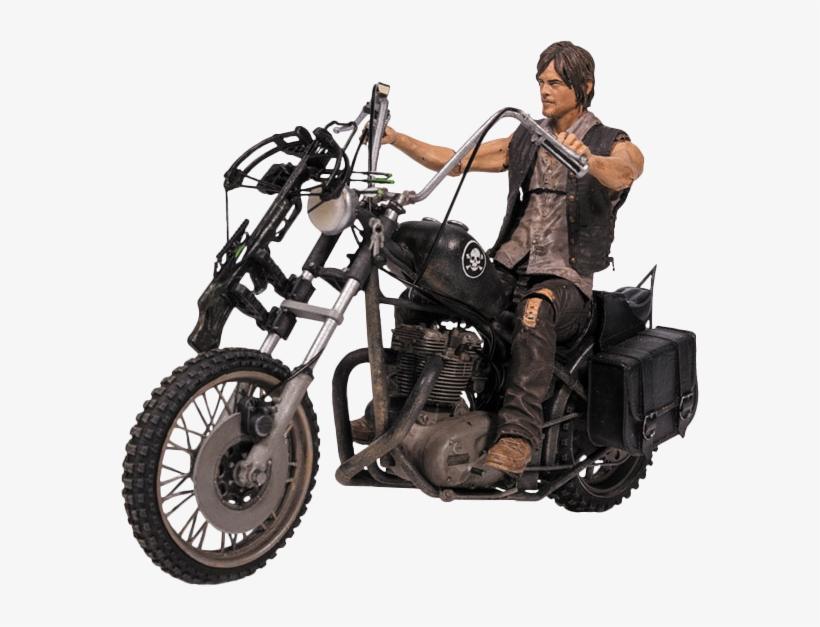 The Walking Dead - Figure Action The Walking Dead, transparent png #1695065