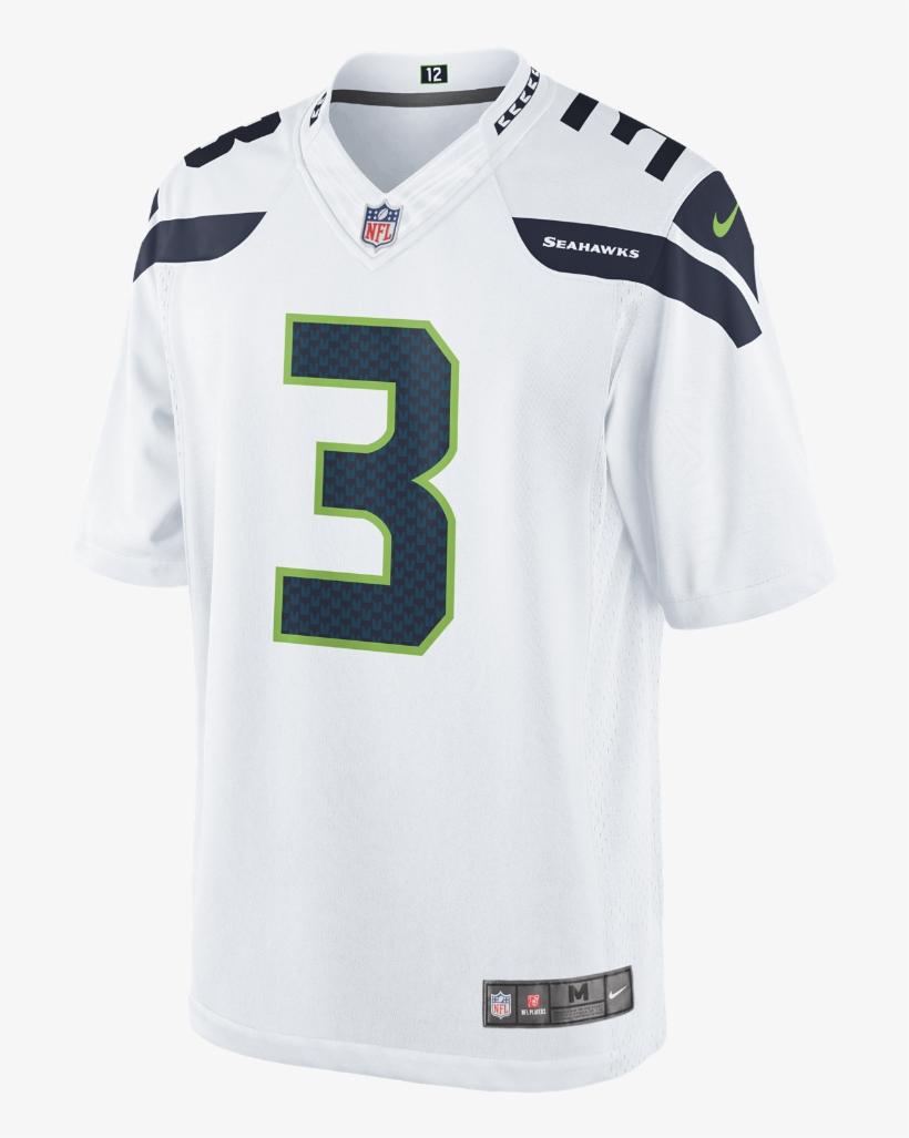 Nike Nfl Seattle Seahawks Men's Football Away Limited
