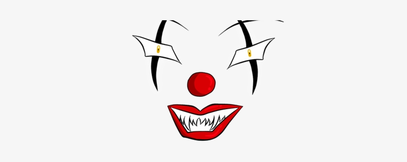 Scary Face K Pictures Full Hq Wallpaper - Evil Clown Eyes Transparent, transparent png #1699173
