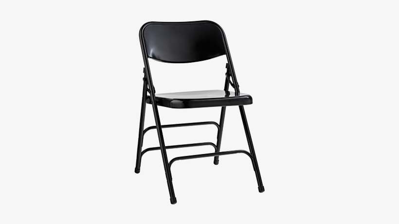 2700 Series Commercial Grade Steel Metal Folding Chair - Metal Folding Chair Png, transparent png #1699507