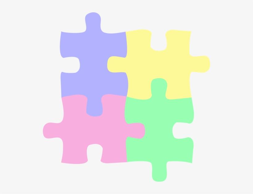 Puzzle - Puzzle Autism, transparent png #1699995