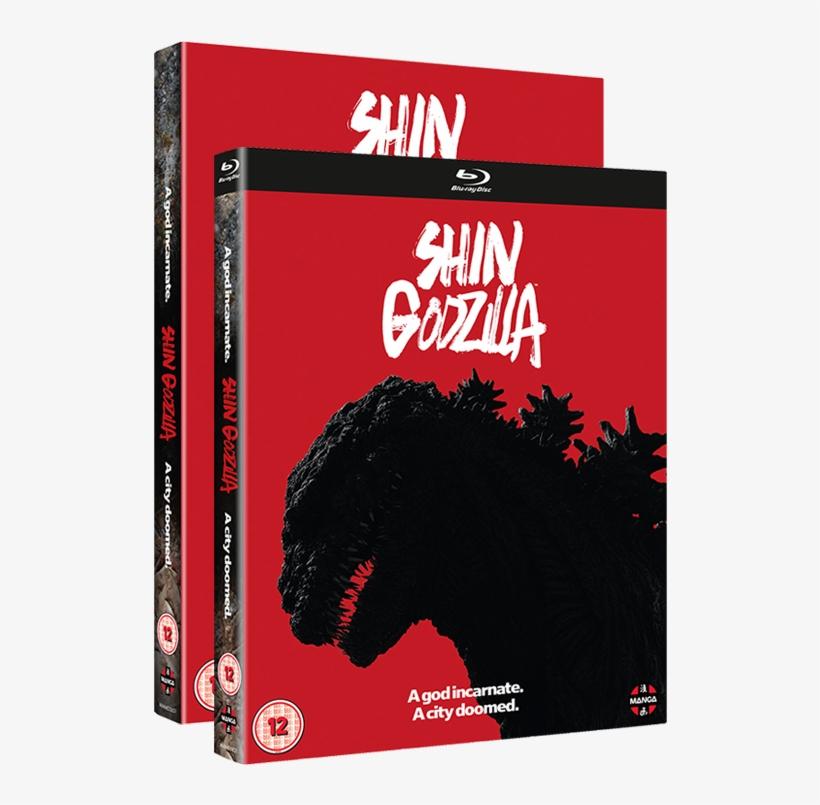 Shin Godzilla - Shin Godzilla Movie Blu Ray Dvd, transparent png #170567