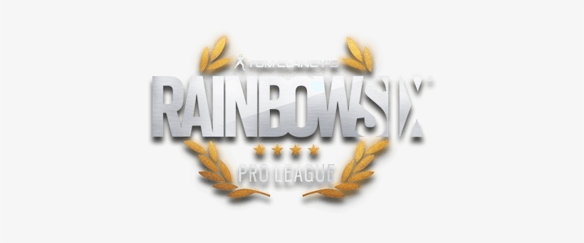 The Return Of Pro League - Rainbow 6 Pro League Logo, transparent png #174708