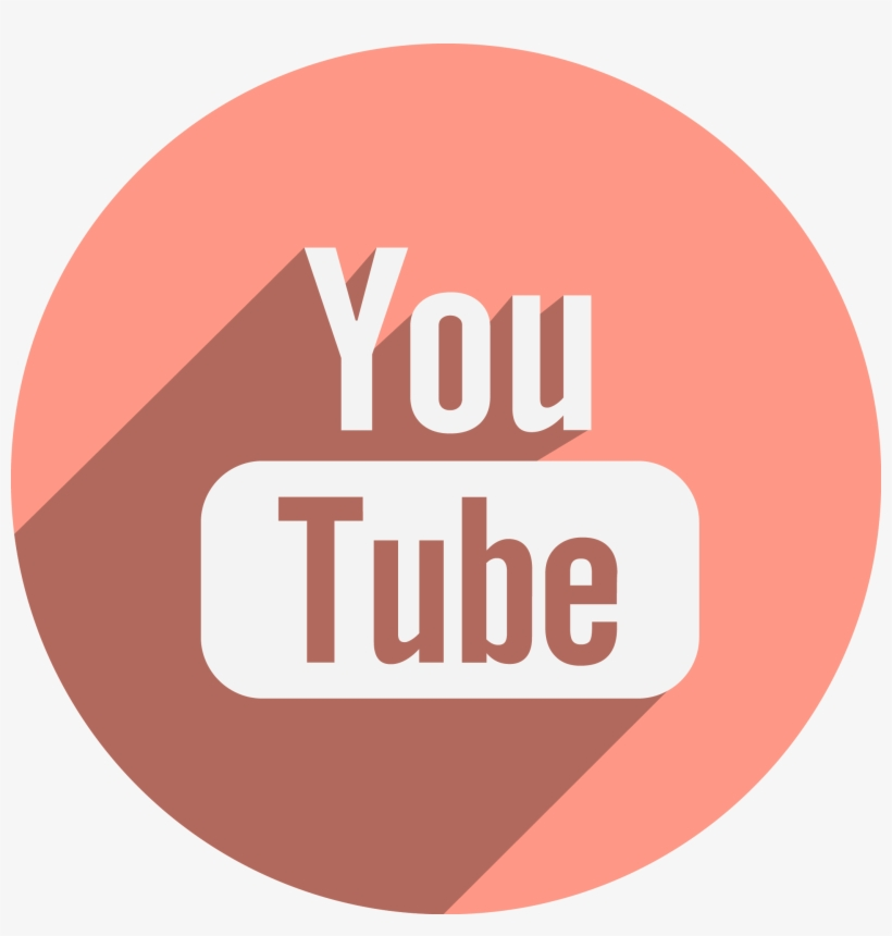 Youtube Transparent Png - Youtube Logo Black, transparent png #175690