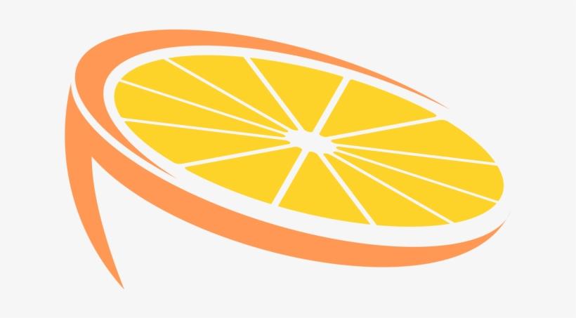 Orange Fruit Icon Png Logo - Orange Fruit Logo Png, transparent png #176683
