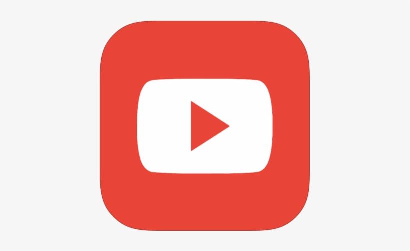 Youtube Icon - Ios 7 Youtube Icon, transparent png #176927