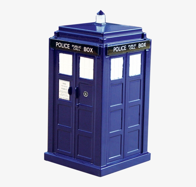 Doctor - Dr Who Tardis Png, transparent png #177159