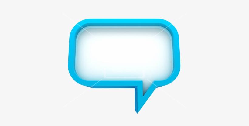 Speech Bubble Chat Icon - Transparency Png Speech Bubble, transparent png #177304
