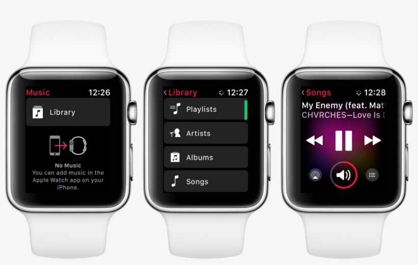 How To Stream Apple Music On Apple Watch Series 3 Without - Lock