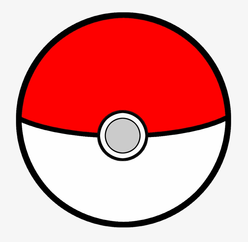 Free Png Pokeball Png Images Transparent - Pokeball Clip Art, transparent png #179263