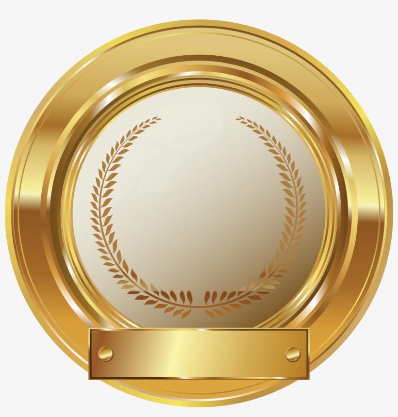 1186ada323dc Gold Seal Clip Png Art Image - Gold Seal Vector Png - Free ...