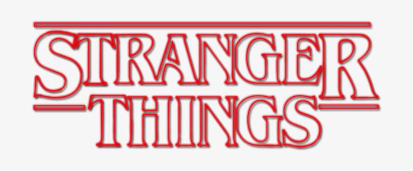Stranger Things Logo Netflix Television Show Winona - Stranger Things Logo Transparent, transparent png #179629