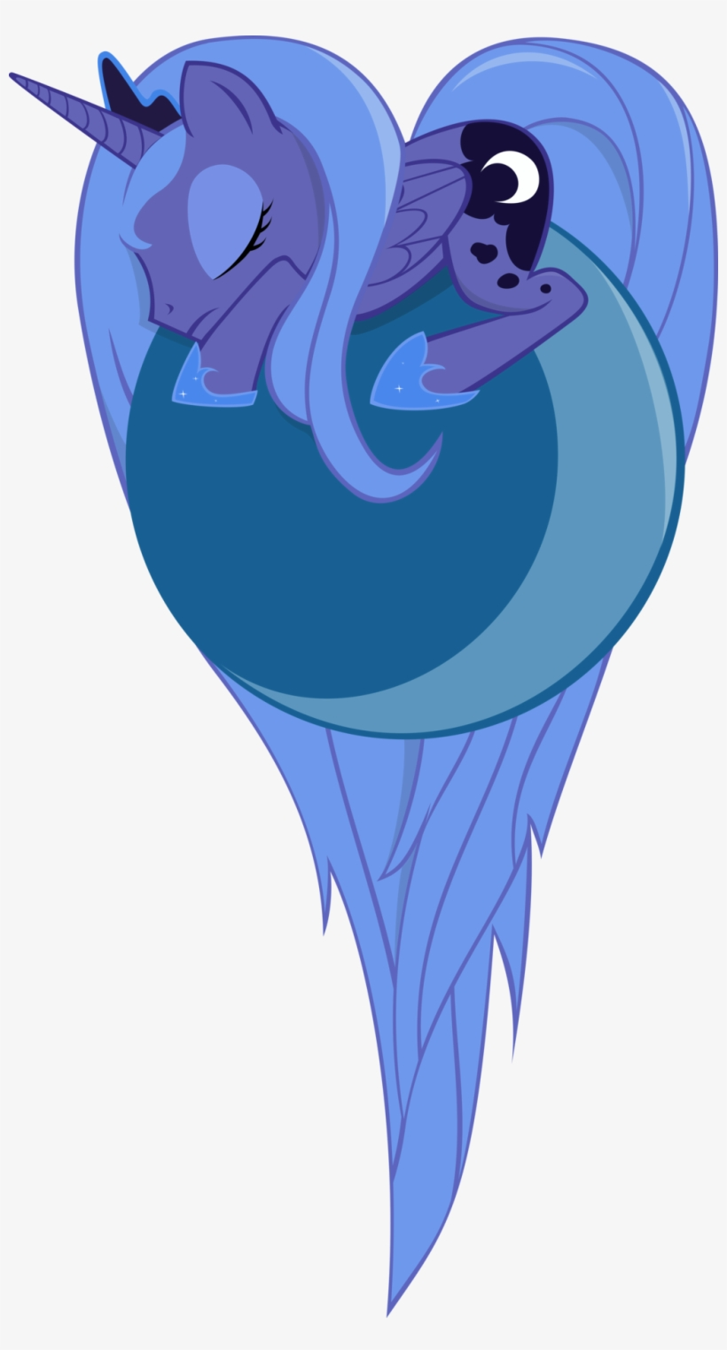 Image Princess Luna By Artist Guandi97 Png My Little - My Little Pony Princesse Luna, transparent png #1700800