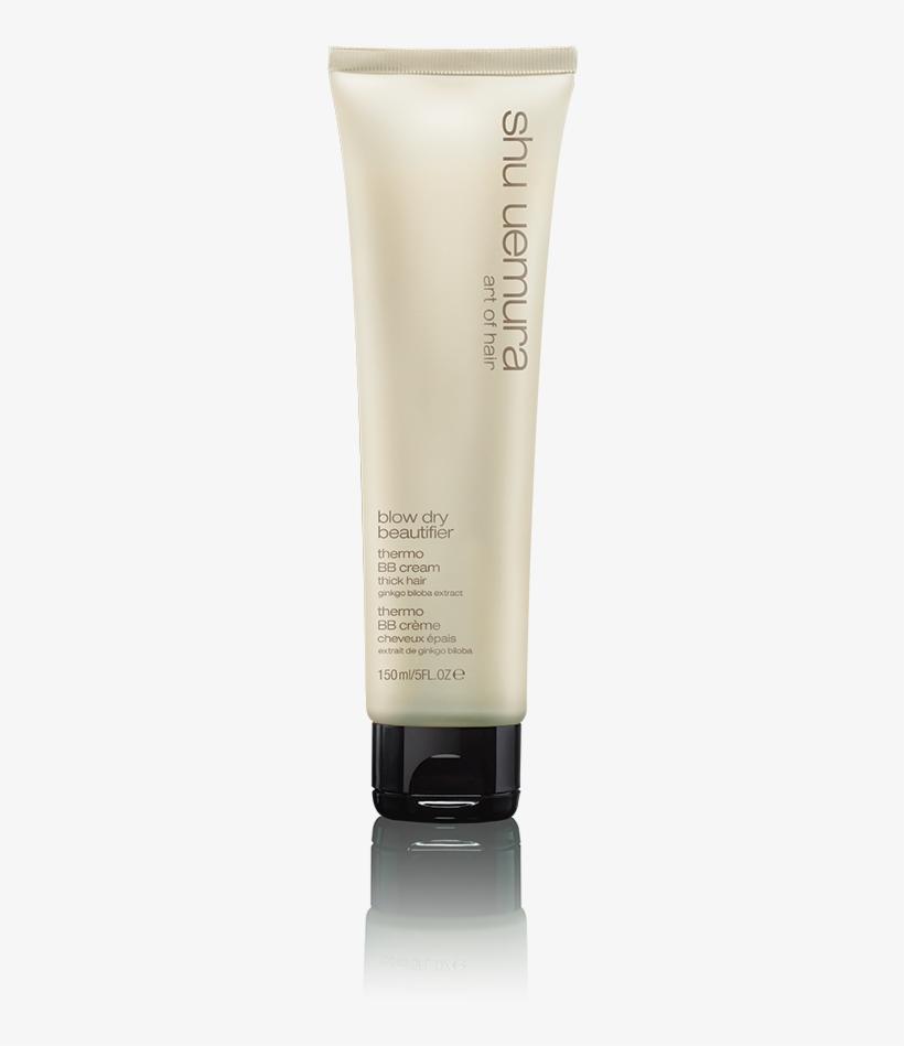 Blow Dry Beautifier Thermo Bb Cream - Shu Uemura Art Of Hair Blow Dry Beautifier Bb Cream, transparent png #1706277