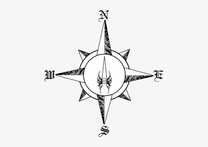 47 Editable Clip Art Free Compass Public Domain Vectors