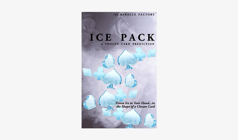 Ice Pack By The Miracle Factory - Ice Pack By The Miracle Factorys, transparent png #1709714