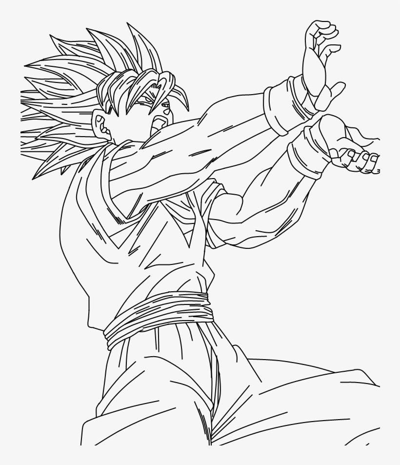 Son Goku Vegeta Super Saiyan 4 5 6dragon Balls Gt Af Goku