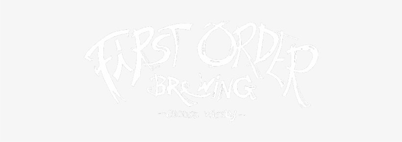 First Order Brewing, transparent png #1711625
