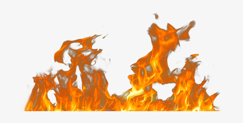 Fire Png Video Picture Transparent Download - Font Fire Free
