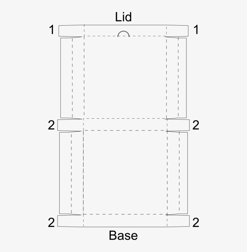 It's just a photo of Accomplished Printable Box Template