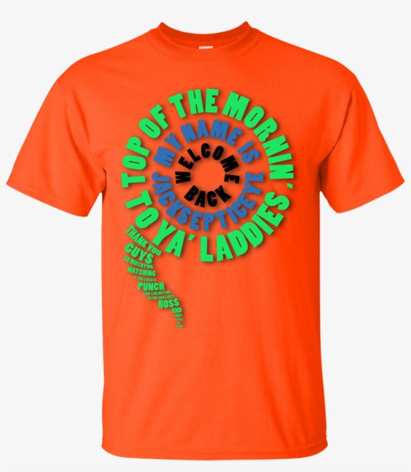 Jacksepticeye Typography T-shirt Men - Can T Stop Won T Stop Shirt, transparent png #1716708