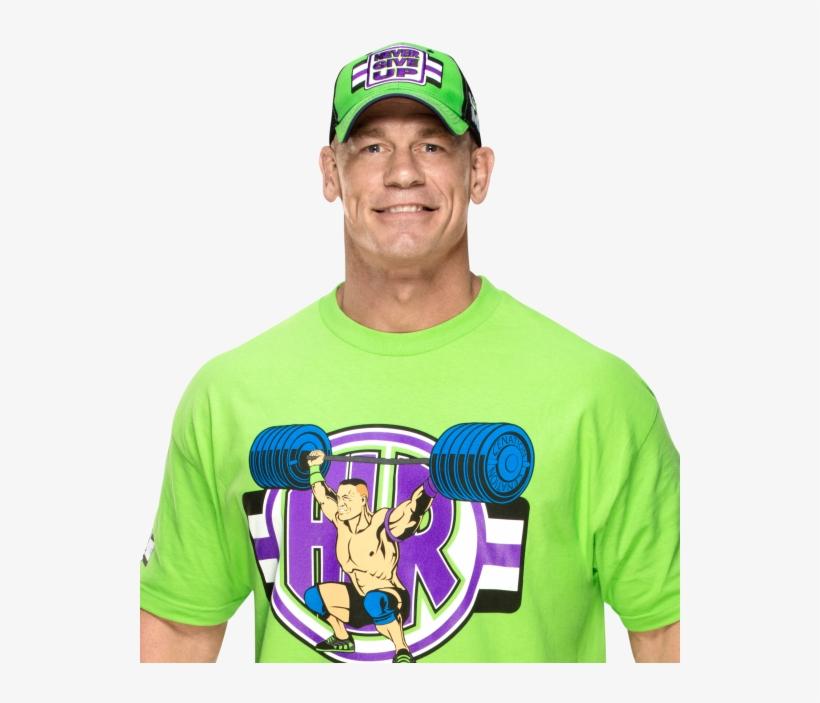 John Cena - John Cena Hd Png, transparent png #1718332
