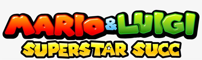2 Superstar Succ Mario & Luigi - Mario & Luigi: Paper Jam Bros (3ds), transparent png #1719559