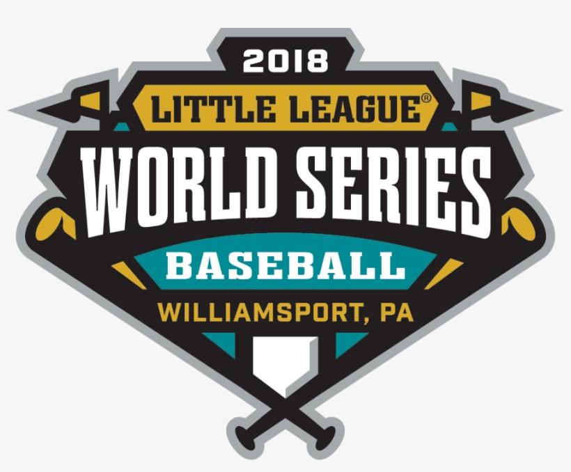 2018 Little League World Series Logo - Little League World Series 2018, transparent png #1719877