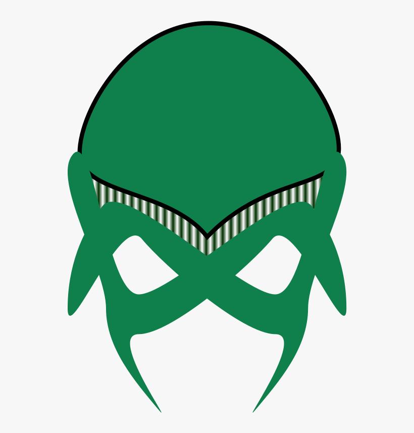 Green Alien Face Mask Mysterious Costume Masks Ben 10 Mask
