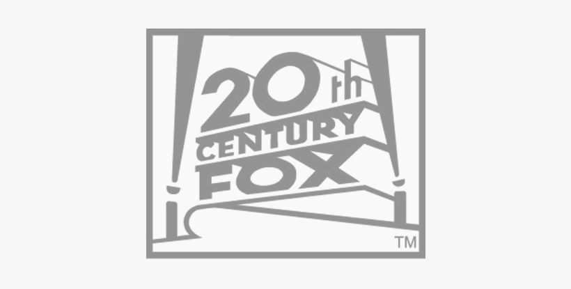 Fox - 20th Century Fox Print Logo, transparent png #1725724