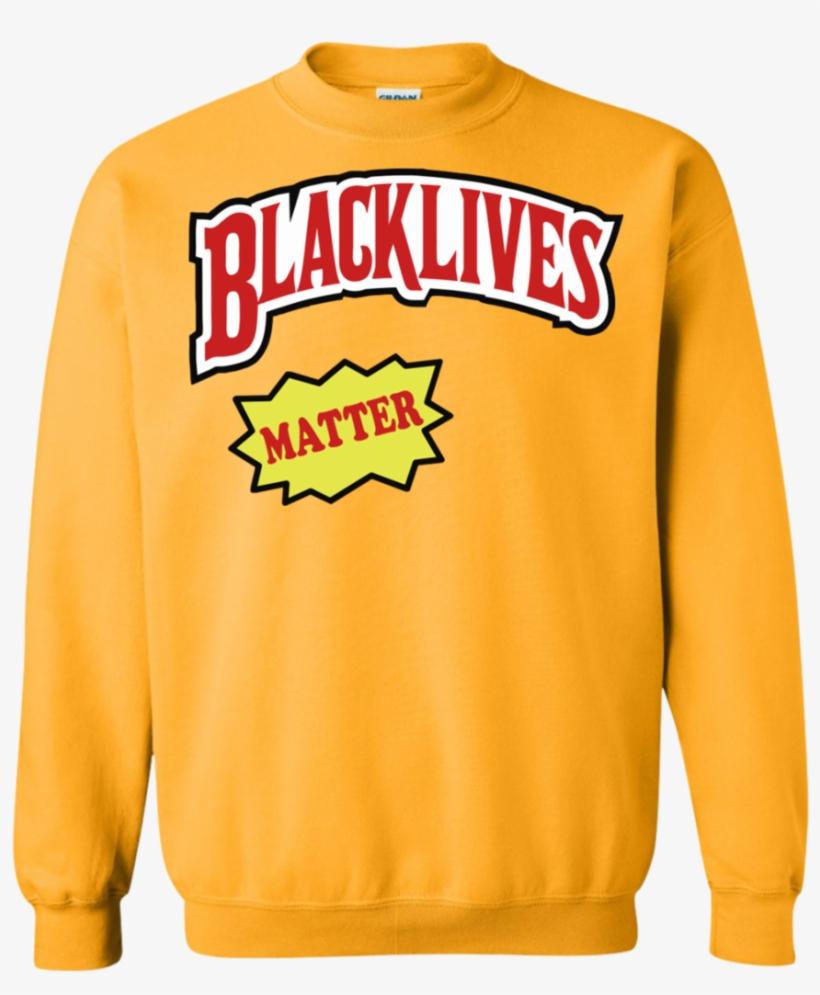 Black Lives Matter Backwoods Style Crewneck - Backwoods Black Lives Matter, transparent png #1727834