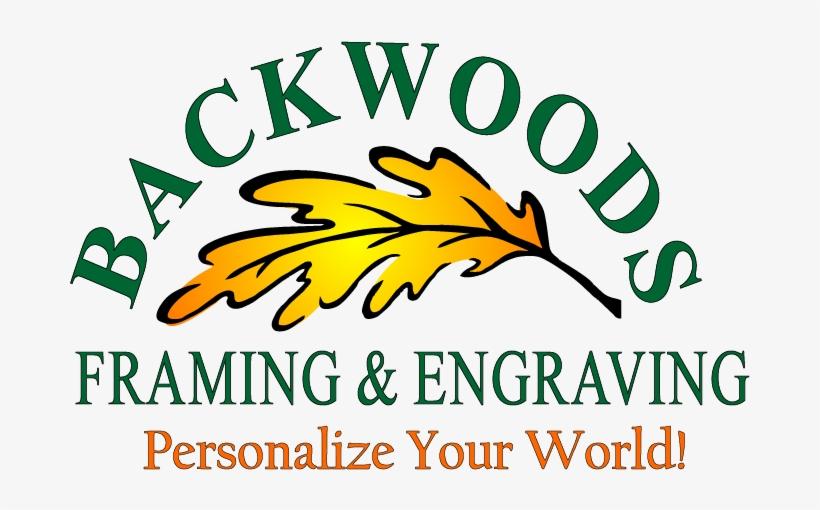 Backwoods Custom Framing - Backwoods Framing & Engraving, transparent png #1727837