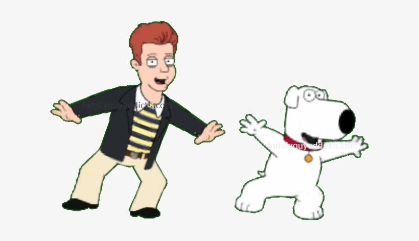 Clipart Library Stock Peterpalooza Character Profile - Family Guy Brian Dance, transparent png #1729730