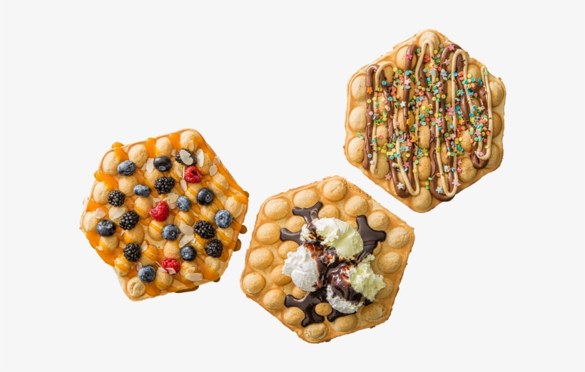 Ready To Use Waffles And Pancakes Mix - Baked Goods, transparent png #1729858