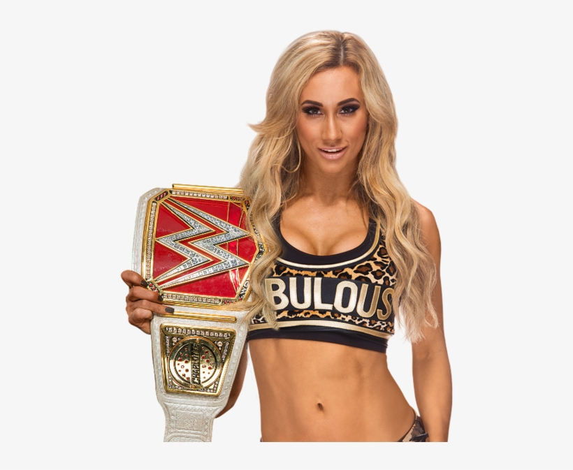 5 Shocking Moments To Look Forward In Wrestlemania - Carmella Wwe Womens Champion, transparent png #1731627